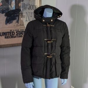 Penfield Toggle Down Filled Coat